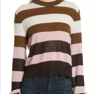 rag + bone // Annika striped sweater